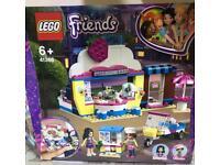 LEGO 41366 Friends Andrea's cupcake cafe
