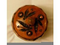 *CHARITY SALE* Beautiful HANDMADE vintage wooden jewelery box (4/7)