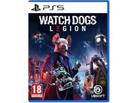 Watch Dogs Legion PS5 Playstation 5 *New & Sealed*