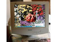 """A PHILLIPS 15"""" 150S TFT COLOUR MOMITOR - IN GOOD WORKING CONDITION"""