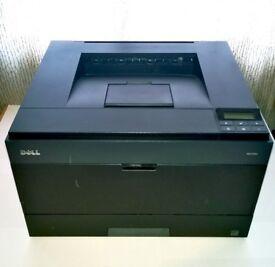 Dell 2330d Laser Printer - Duplex & Network - Toner & Leads