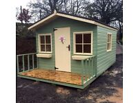 WOODEN GARDEN SHEDS PLAY HOUSES CLIMBING FRAMES STORAGE BOXES DOG KENNELS HEN ARKS RABBIT HUTCHES
