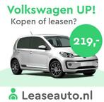 Volkswagen UP! Privatelease aanbieding