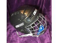 Bauer Ice Hockey Helmet - Size: large