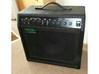 Carlton combo guitar amplifier cab combo