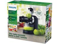 Philips Masticating Slow Juicer Viva Collection Brand New Unopened In Box