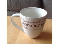 Large Hot Chocolate Mug