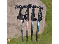 Hiking Stick (shock absorbing/adjustable)