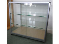 Shop Type Large Glass Display Cabinet