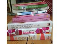 Recipe/cook books