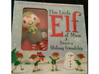 The Elf and Book New