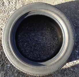Tyre Regal 205/55ZR/16,Premium Comfort,Part Worn,5mm Tread.