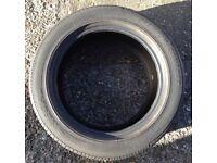 Tyre Regal 205/55ZR/16,Premium Comfort,Part Worn,5mm Tread.