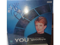 Board game – You are the weakest link (brand new)