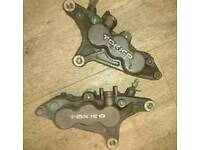 Zx9r Front Calipers