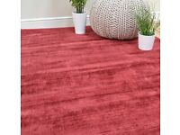Brand New John Lewis Red Berry Rug