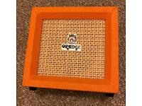 Orange Micro Crush 3 Watt Travel / Practice Amp
