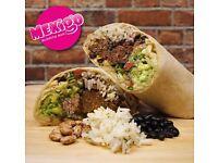 Mexigo Burrito Bar Holdenhurst Road. Serving fresh, fantastic, Mexican Burritos and much more!!
