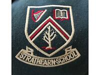 Strathearn school uniform with gym clothes
