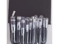 Brand new professional 15 pieces zoeva complete set makeup brushes cosmetics make up brush g