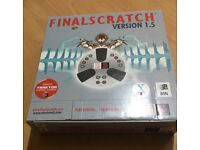 DISCO DJ TURNTABLE SOFTWARE STANTON FINAL-SCRATCH Version 1.5 FOR P.C.