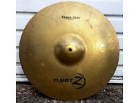 • Zildjian Planet Z crash ride cymbal 17 inch Forest Hill SE23