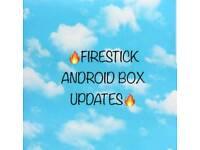 Kodi firestick updat3