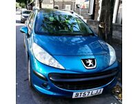 Peugeot 207 SW 1.4 Petrol spare or repair read ad