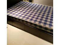 Double mattress open coil 4ft6