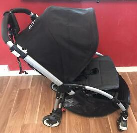 Bugaboo bee plus 2 Button fold with extras