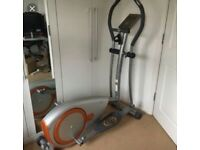 Domyos Cross Trainer Exercise Silver