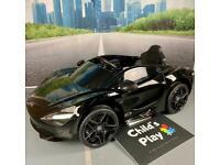 Kids Electric Cars McLaren 720s METALLIC PAINT Parental Control Mp3 Bluetooth Aged 1-6