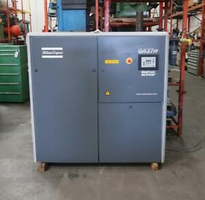 ATLAS COPCO GA37 Rotary Screw Air Compressor