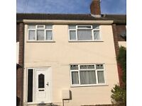 3 BED TERRACED HOUSE FOR SALE £375,000 QUEENSWOOD AVENUE, HUTTON, BRENTWOOD