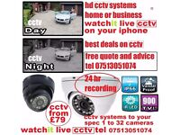 cctv systems installed home or business best deals on cctv watchit live cctv on your phone