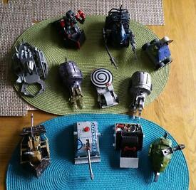 Robot wars - original robots collection