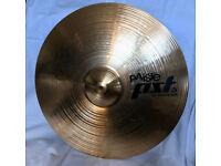 "Paiste PST5 20"" Medium Ride Cymbal. Great Condition, £50"