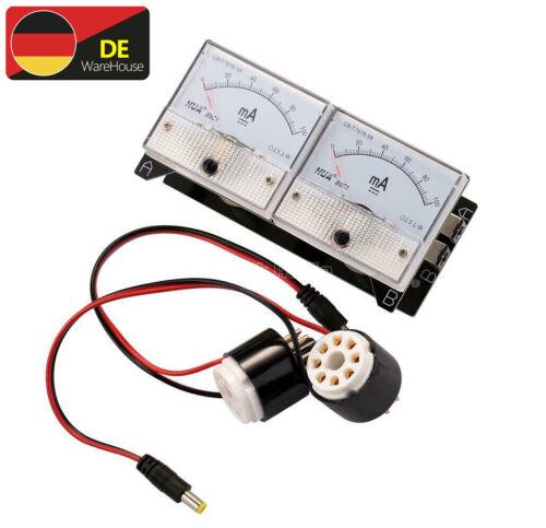 EL34 KT88 5881 6L6 KT66 6550 Tube Tester Amplifier Röhrenverstärker Bias Current