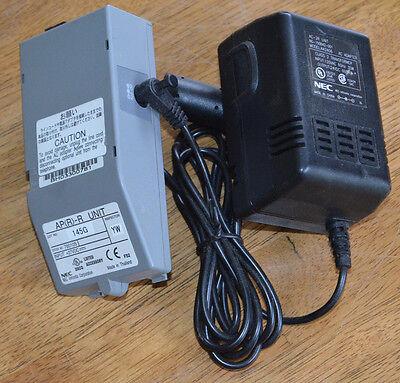 Nec Apr-r Unit 780105 Wac Adaptor Refurb For Dthdtr Phones 1 Year Warranty