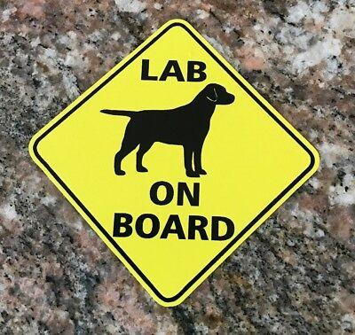 Labrador Sticker - Labrador Retriever Black Lab Dogs Pets Labs BOGO  for sale  Shipping to India