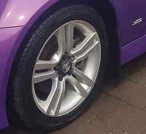 """VE SS alloys. 18"""". Only 2 Craigmore Playford Area Preview"""