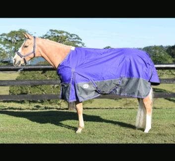 6 6 1200D caribu rainsheet horse rug c1870b0f4d75d