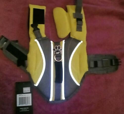 Canada Pooch Wave Rider Yellow SuperFloat Dog Life Vest Size XS CP00353 X-small - $17.95