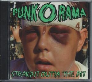Punk-O-Rama 4 - 25 Various Punk Rock Tracks (CD 1999) NEW