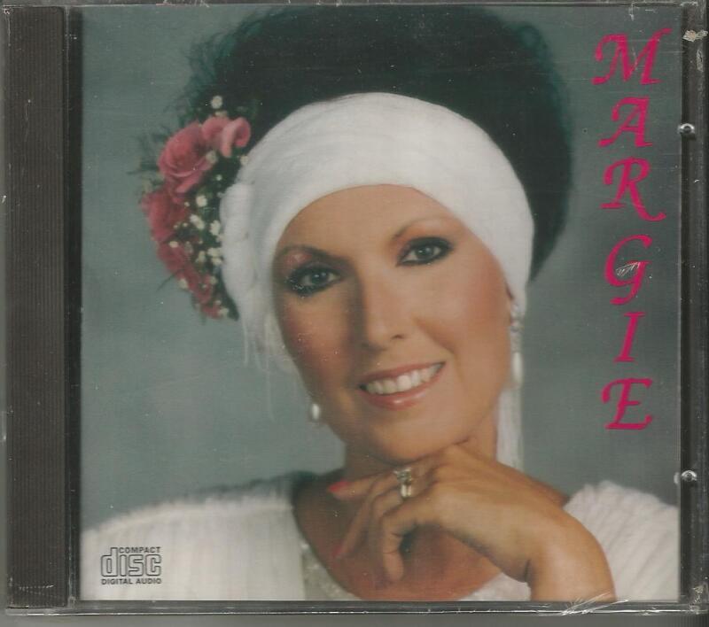 Margie Self Titled CD