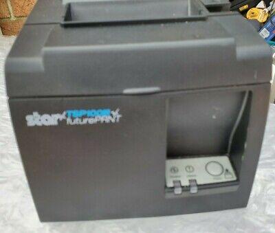 Star Micronics Tsp Series Thermal Receipt Printer - Black