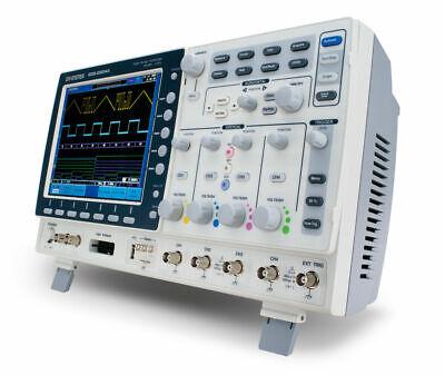 Gw Instek Gds-2000a Series Digital Storage Oscilloscopes 2gss 200mhz 300mhz Dso