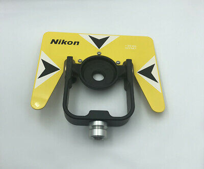 New Nikon Single Prism Targetprism Holder Female Thread For Surveying Prism