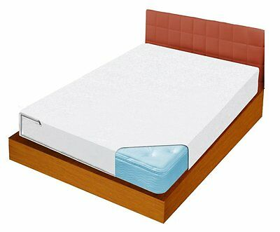 NEW - IDEAWORKS - Bed Bug Barrier Mattress Cover TWIN Size - FREE SHIPPING - Mattress Barrier Cover