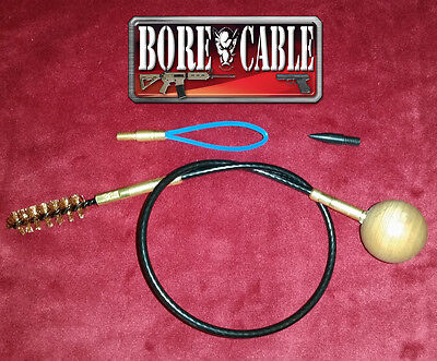 .22 Pistol Bore Cleaning Tool - ACME Bore Cable - Replaces Bore Snake